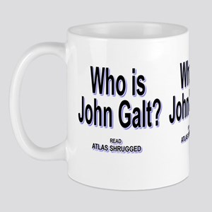 Who Is John Galt_bu-st Mug